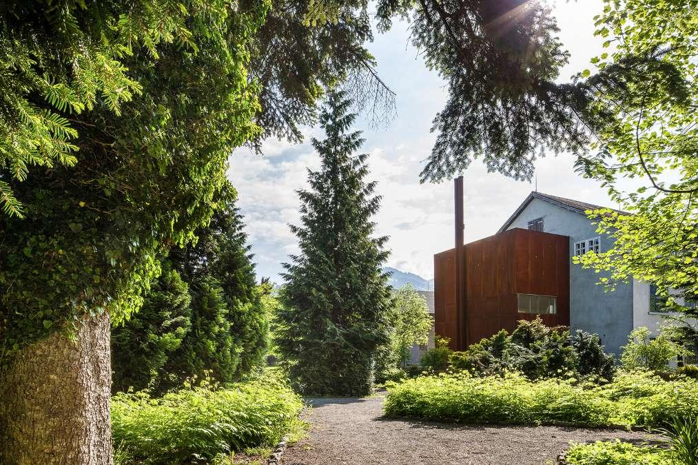 museum of natural history inatura in dornbirn. Black Bedroom Furniture Sets. Home Design Ideas